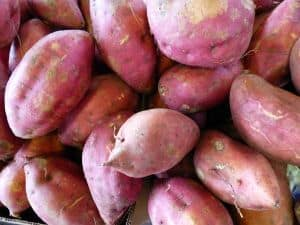 Sweet Potatoes are a best buy Paleo Staple - they have very high nutrient and calorie density per dollar