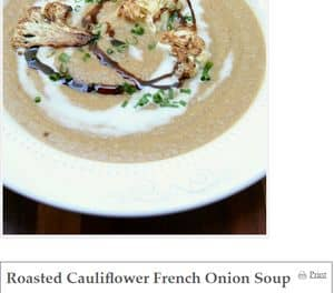 screenshot dashofsavory.com french onion soup