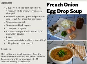 screenshot www.paleotrail.com french onion soup