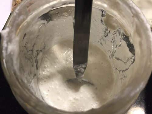 coconut_whip_cream_blended_in_a_jar