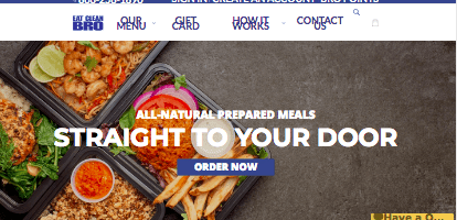 Eat Clean Bro in NJ offers Keto meal delivery nyc plans