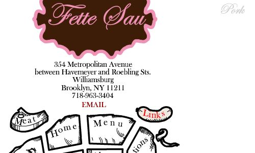 Screenshot of the Fette Sau home page - Fette Sau is a NYC bbq place based in Williamsburg. It has received favorable press for many years and and is considered a must visit for those seeking grass fed, local bbq in NYC. In my own research on Fette Sau, I have to say I came acress what seems to be sugar in the dry rubs that they apparently apply to many of their meats. However, given the sheer number of NYC paleo residents recommending Fette Sau as the go to place and synonymous with paleo food nyc in general, I decided to include it in this write up. Just know that the ingredients in the dry rubs are to be eaten at your own risk, and you likely will want to have a conversation with the staff when ordering.