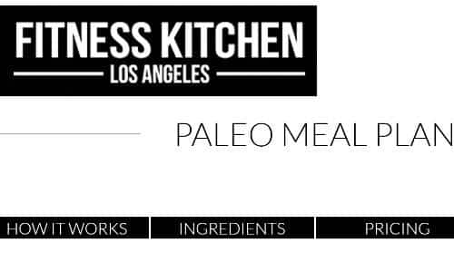 Fitness Kitchen offers a line of Paleo food delivery los angeles options, a great way to get started down your Paleo diet journey.