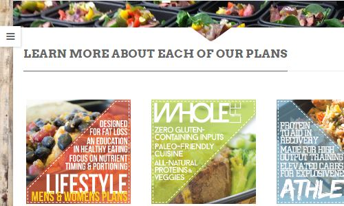 Local company Project Lean Nation offers a Paleo Meal Plan based loosely on Paleo and Whole 30. For people looking for a local Paleo Delivery Buffalo option or just healthy meal delivery buffalo options, but maybe not super strict Paleo Project Lean Nation might be a great choice