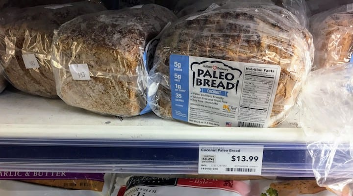 7 Paleo Sandwich Bread Brands Compared Almond Flour