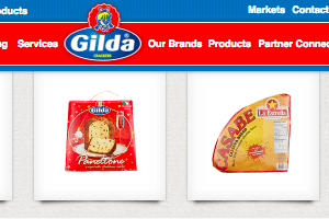 Screenshot of the La Estrella Bakery/Gilda Industries homepage - Need more paleo veggie bread options in your life? In this article we cover a number from La Estrella Bakery Bread and others. With several vegan wheat free bread options, La Estrella Bakery Bread is a great company to know about. We have laid out some of their offerings that might qualify as vegan almond bread options.