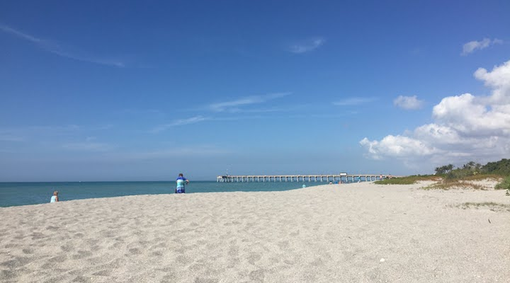 Photo of Venice Beach Florida - Featured Image for Paleo Frozen Meal Delivery Article